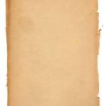 Tekstura - stary papier