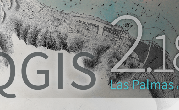 QGIS 2.18 Las Palmas