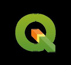 projekt nowego logo QGIS